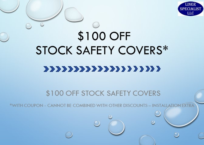 $100 off Stock Covers